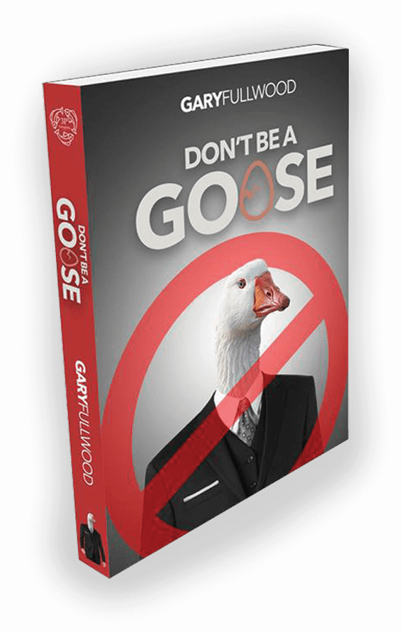 Don't Be A Goose Book